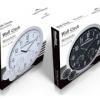 Nástěnné hodiny 30cm + teploměr a vlhkoměr