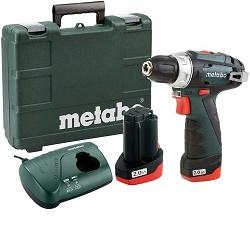 Metabo PowerMaxx BS Basic 600080500 aku vrtačka