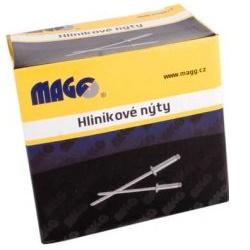 Magg ALN40096 Hliníkové nýty 4,0 x 9,6mm - 1000ks
