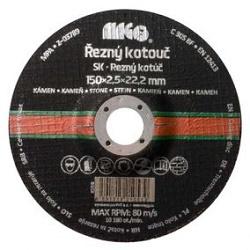 Magg RS125 Řezný kotouč na kámen 125x2,5x22,2mm
