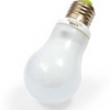 T2 úsporná žárovka kulatá, 11W, E27, 2700K, 230V