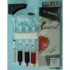 Plnicí sada Parrot pro kazety Canon CL-511, CL-513