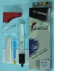 Plnící sada Parrot pro kazety HP C9351-HP 21