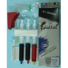Plnicí sada Parrot pro kazety HP CC643EE,HP CC644E