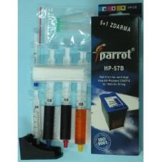 Plnící sada Parrot pro kazety HP C6657-HP 57