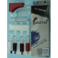 Plnící sada Parrot pro kazety HP C8766EE-HP 343