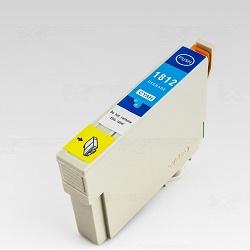 Epson T1812 - kompatibilní cyan XL s čipem 15ml