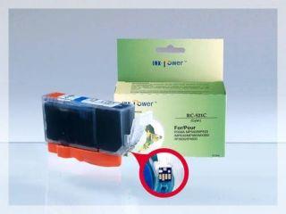 Canon CLI-521C kompatibilní kazeta + CHIP