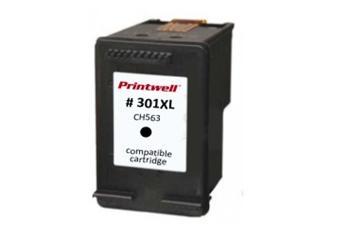 HP 301XL CH563 kompatibilní cartridge s čipem