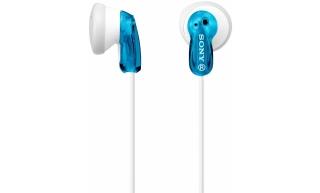SONY MDR-E9LPL - Sluchátka do ucha, modrá