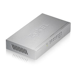ZyXEL ES-108A v3, 8-port 10/100 ethernet switch