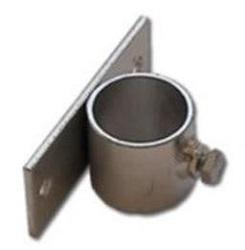 Držák pro upevnění stožáru přímo na zeď s krátkým